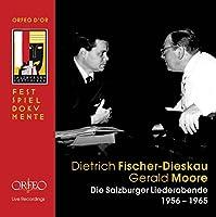ザルツブルク歌曲の夕べ 1956-1965 (11CD) (Schubert; Schumann; Brahms; Wolf; Beethoven; Mendelssohn; etc: Salzburger Liederabende 1956-1965)