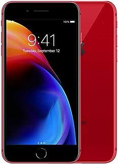 Apple iPhone 8 Plus 256GB Red SIM-Free Smartphone (Renewed)