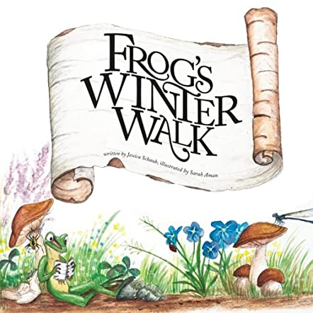 Frog's Winter Walk