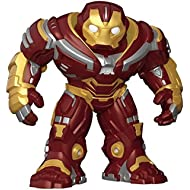 "Funko Pop! Marvel: Avengers Infinity War 6"" Hulk buster Figure, Multicolor"