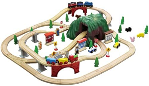 Maxim Enterprise Mountain Train Set (100-Piece) by Maxim Enterprise INC