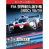 FIA 世界耐久選手権(WEC) 18/19 【ハイライト】 第3戦 シルバーストーン6時間レース(イギリス)