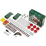 Theo Klein 8497 Set de construcción Multi-Tech con Ixolino Bosch, 107 piezas,...