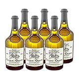 Château-Chalon Blanc 2012 - Domaine Berthet-Bondet - Vin AOC Blanc du Jura - Cépage Savagnin - Lot de 6x75cl