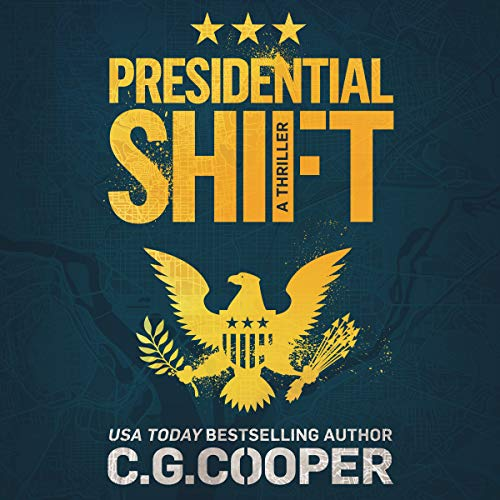 Presidential Shift audiobook cover art