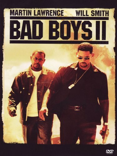Bad Boys 2 by Martin Lawrence