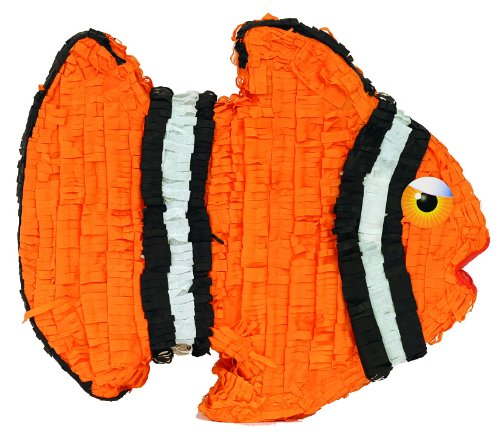 Aztec Imports Clown Fish Pinata