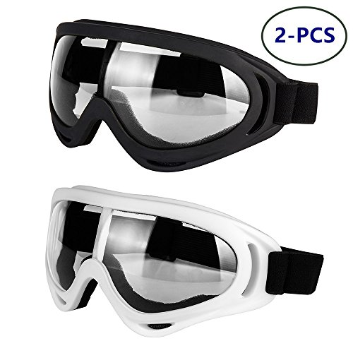 LJDJ Motorcycle Goggles