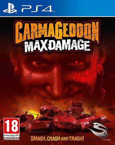 Carmageddon Max Damage [Importación Italiana]