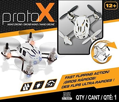 Estes Syncro X Nano R/C Quadcopter, White (Discontinued by manufacturer)