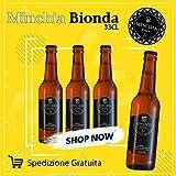Minchia Bionda 33 cl (Kit da 3 bottiglie)