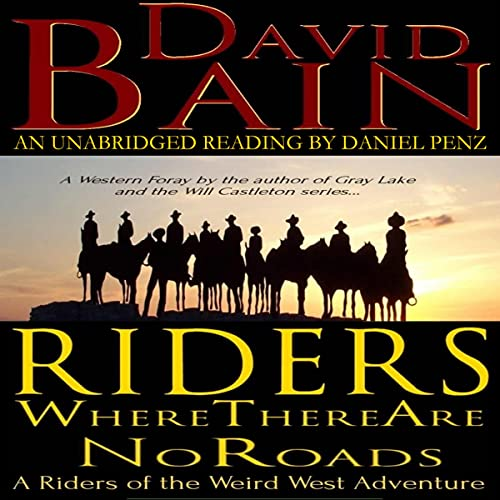 Riders Where There Are No Roads cover art