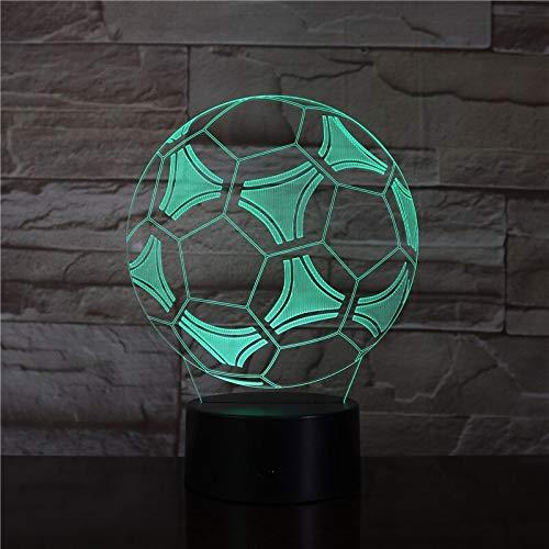 jiushixw 3D acryl nachtlampje met afstandsbediening kleur tafellampen lekker groen eten groene geschenken groene Franse bloemen stroomlijnvormige bloemen liefde korona grijze lichttafel