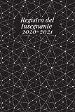 Registro del Insegnante 2020-2021: L'Agenda Completa dell'Insegnante, Agenda del Docente ,Registro del Professore e Agenda settimanale 2020 - 2021