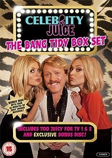 Celebrity Juice - The Bang Tidy Box Set