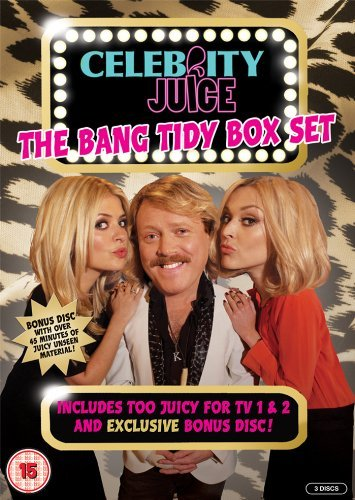 Too Juicy for TV 1 & 2 Boxset