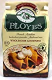 Ployes - French Acadian Buckwheat Pancake - Flatbread Mix, Large 3 Pound Bag