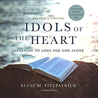 Idols of the Heart, Revised and Updated audiobook cover art