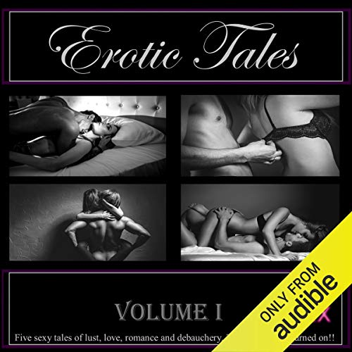 Erotic Tales, Volume One audiobook cover art