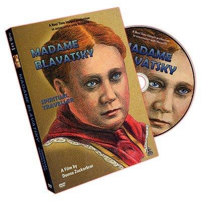 Madame Blavatsky - Spiritual Traveller by Donna Zuckerbrot - DVD