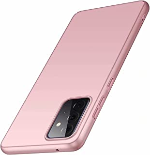 TenDll Case for Realme C21Y, [Ultra slim] and Hard PC protective Phone Case for Realme C21Y Cover -Rose gold