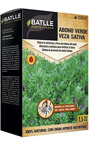 Semillas Batlle 710725UNID Engrais Vert Vesces 1,5 kg