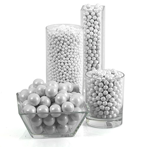 Round Party Candy Kit - White