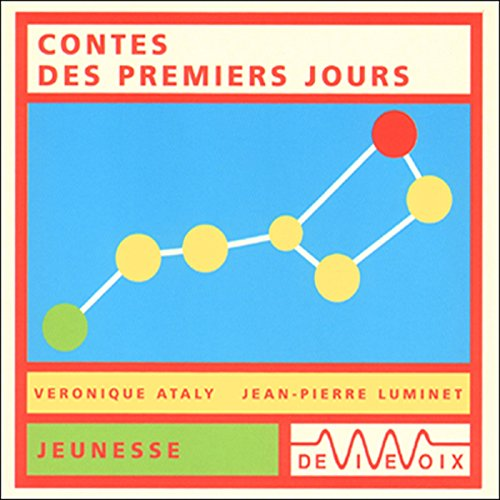 Contes des premiers jours audiobook cover art