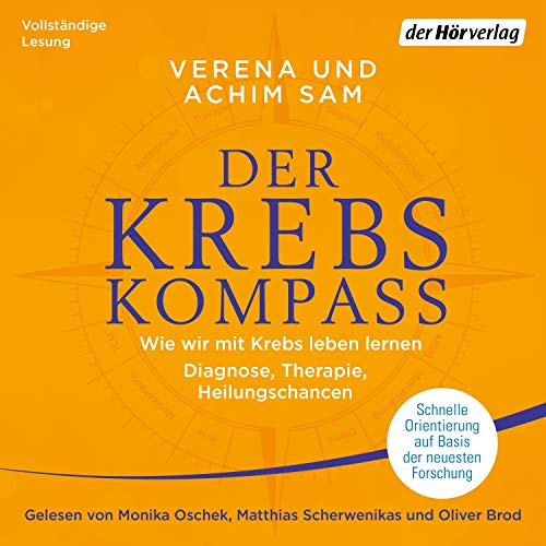 Der Krebs-Kompass cover art