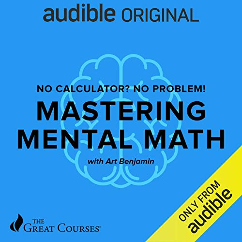 No Calculator? No Problem! audiobook cover art