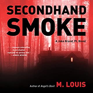 Secondhand Smoke audiobook cover art
