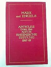 Articles from the Neue Rheinische Zeitung 1848-49.