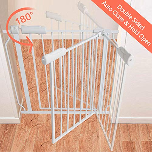 51LQlJN8syL The 7 Best Pressure Mounted Baby Gates of [2021 Review]