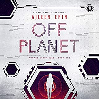 Off Planet audiobook cover art