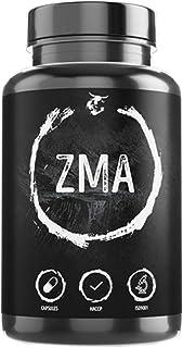 ZMA | 90 cápsulas veganas | alta dosis | zinc + magnesio + vitamina B6 | calidad premium made in Germany