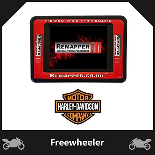 Triciclo Harley Davidson Freewheeler 103Cu 1690CC personalizada OBD ECU remapping, motor REMAP & Chip Tuning Tool–superior más caja de ajuste de Diesel