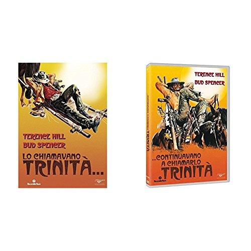 Lo chiamavano Trinità + Continuavano a chiamarlo Trinità (2 Dvd)