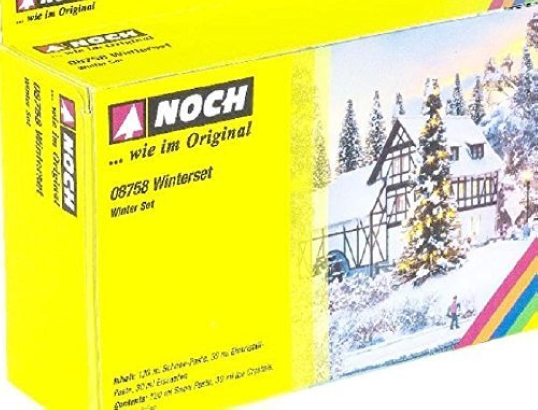 para barato Noch 08758 Winter Winter Winter Set by Noch  están haciendo actividades de descuento
