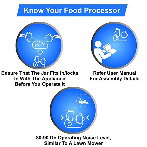 Philips 700-Watt Food Processor (HL1660)