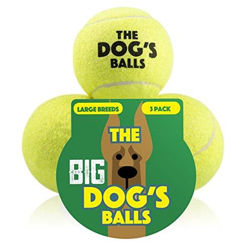 El gran perro de bolas