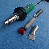 110V or 220V 1600W Plastic Welder Hot Air Gun for PP/PVC/PE/PPR Water Tanks Plating Tank Welding