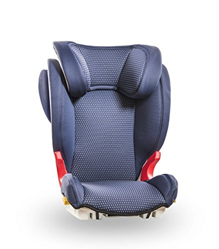 Baier Kindersitz Gruppe 2/3, 15-36 KG, ISOFIX, Seitenpolster integriert, Modell: Adefix SPi Punkt.