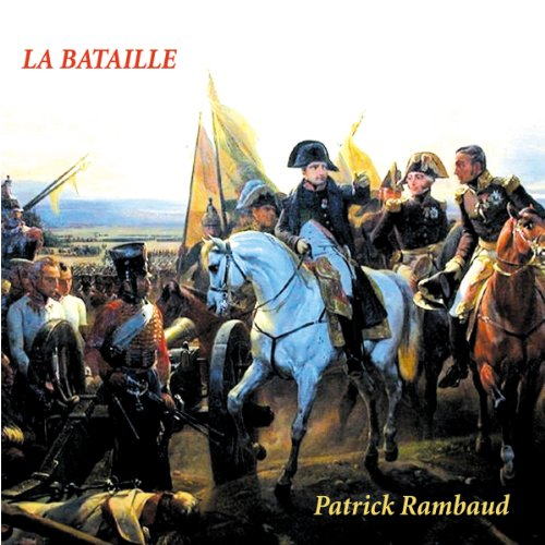 La bataille audiobook cover art