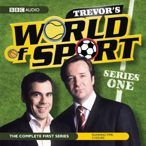 Trevor's World of Sport cover art