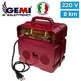 Gemi Elettronica Elettrificatore E/220 EXTRAFORTE per recinti...