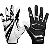 Cutters S452-0121IR-33 Rev Pro 3.0 Gloves Black/Silver Adult-M