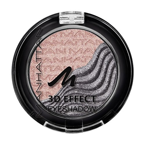 Manhattan 3D Effect Eyeshadow, Lidschatten 53K/69Q We aim to please