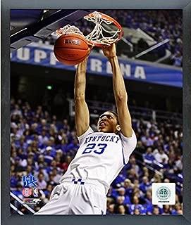 NBA Anthony Davis University of Kentucky Wildcats 2011 Action Photo (Size: 12