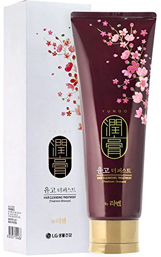 in budget affordable LG Lean Yungo Cleansing Hair Shampoo 250ml