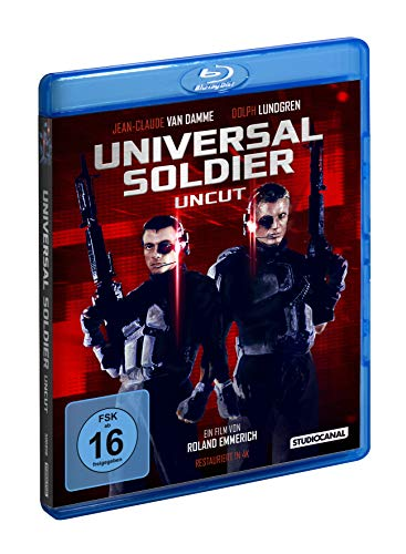 『Universal Soldier: Uncut / Digital Remastered』の2枚目の画像